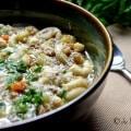 Easy Pasta and Lentils Recipe