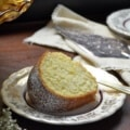 Traditional Italian Citrus Ring Cake