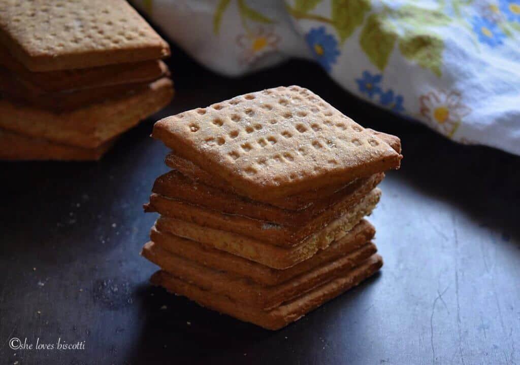 Easy Italian Whole Wheat Honey Breakfast Cookies
