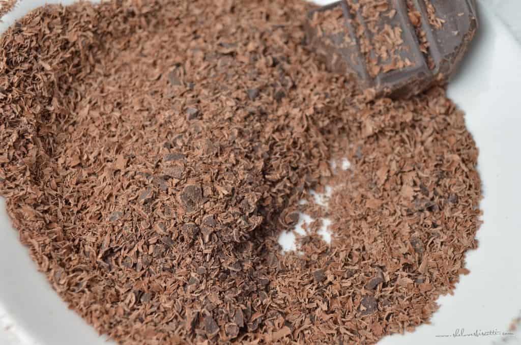 Smooth Velvety Dark Chocolate Pudding