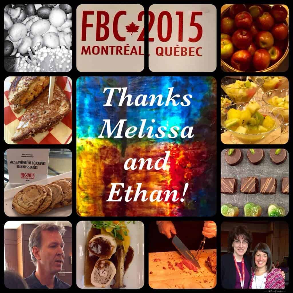 2015 Food Blogger Canada Conference