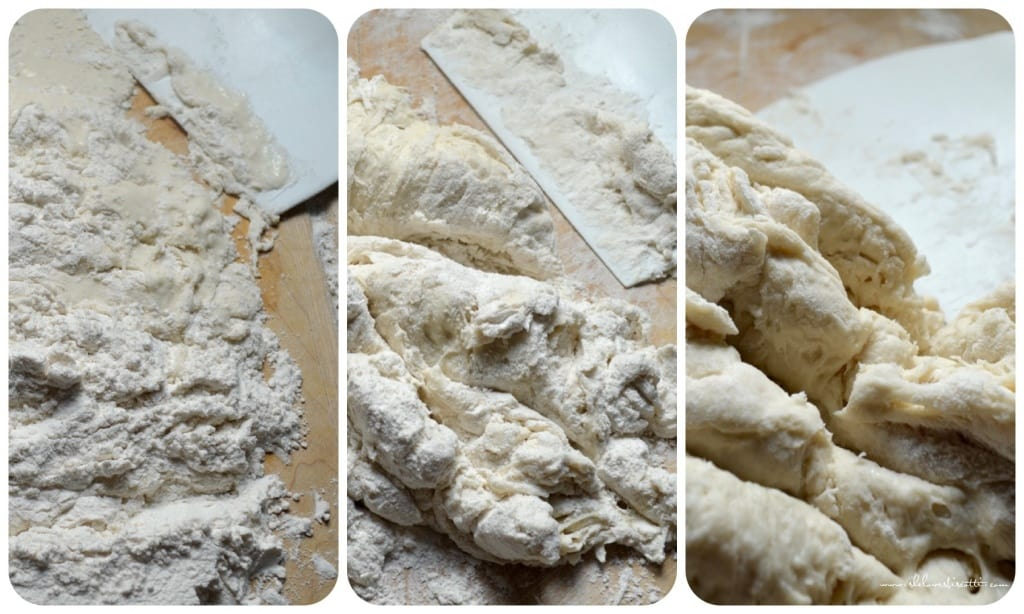 Homemade Cavatelli Pasta Dough Recipe