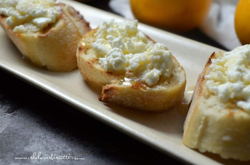 Creamy Homemade Fresh Ricotta Cheese - She loves biscotti