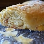 Simple Italian Ricotta Cheese Strudel