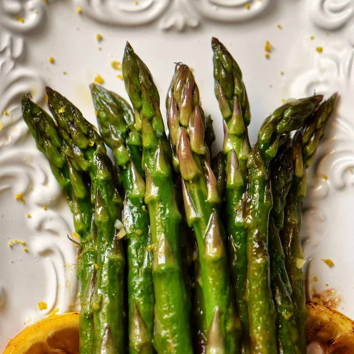 Sauteed Asparagus The Best Recipe She Loves Biscotti
