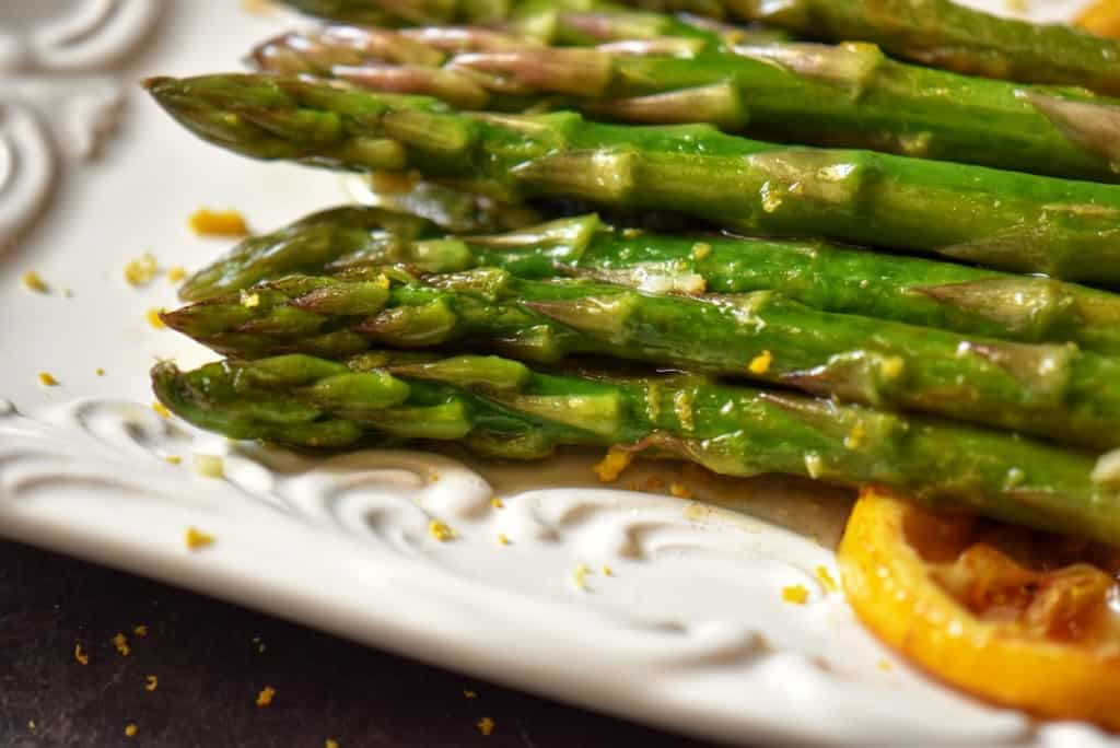 Sauteed Lemon Garlic Asparagus Recipe