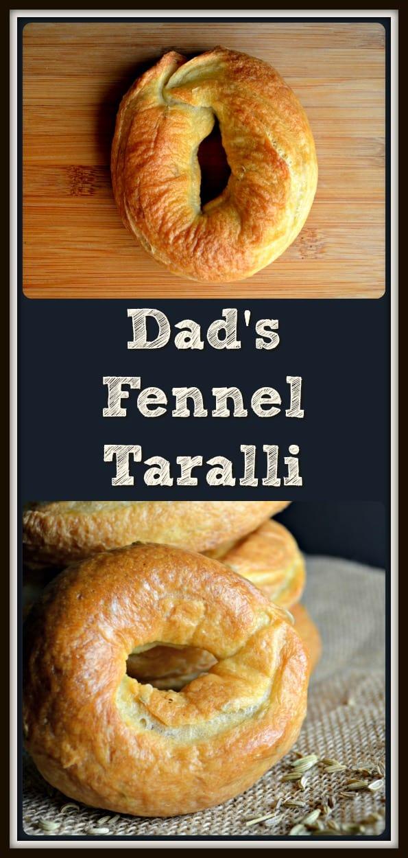 A family recipe for this addictive snack food. #taralli #Italiantaralli