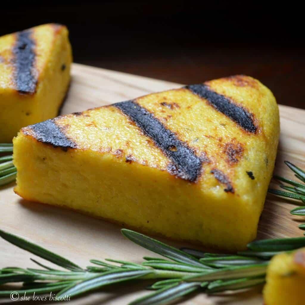 How To Cook Polenta Log