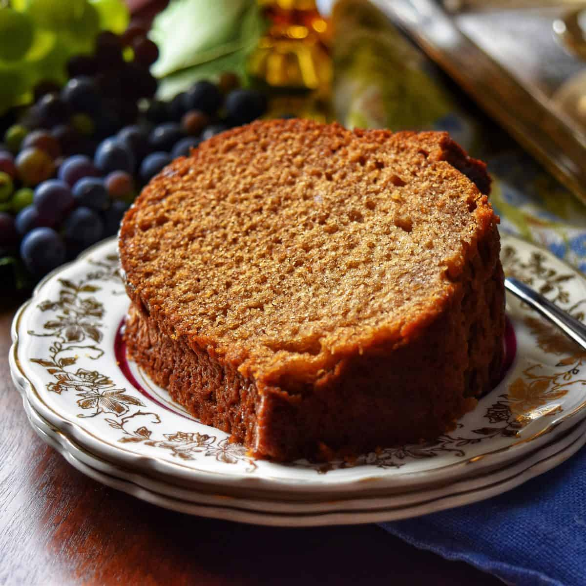 Honey Cake Recipe Tested Until Perfect She Loves Biscotti