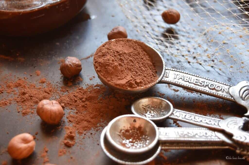 Easy Homemade Cocoa Hazelnut Butter