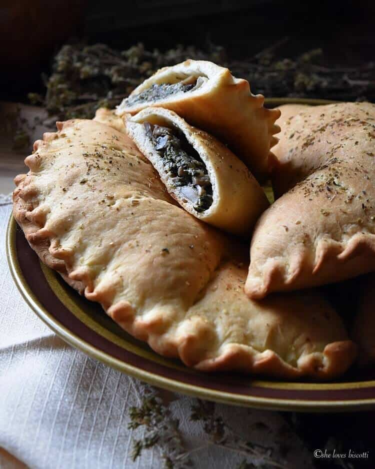 Homemade Calzones