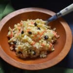 Refreshing Creamy Pineapple Coleslaw