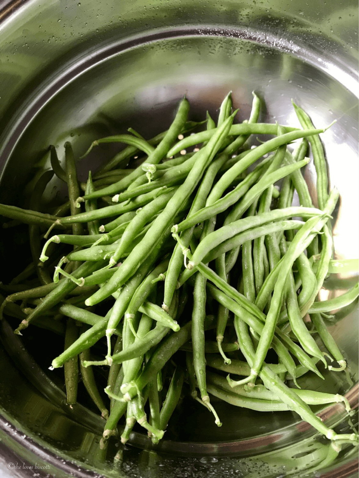 How to Freeze Garden Fresh Green Beans
