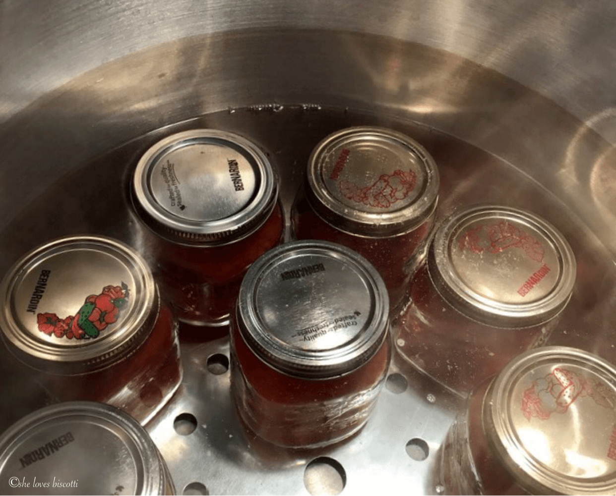 Canning Raw Pack Whole Tomatoes