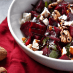 Ricotta Salata Roasted Beet Fall Salad
