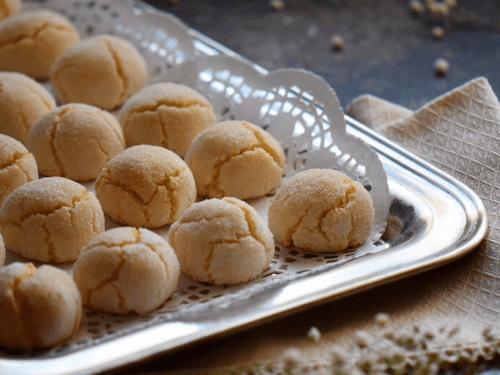 Soft Amaretti Cookies Tested Until Perfect She Loves Biscotti