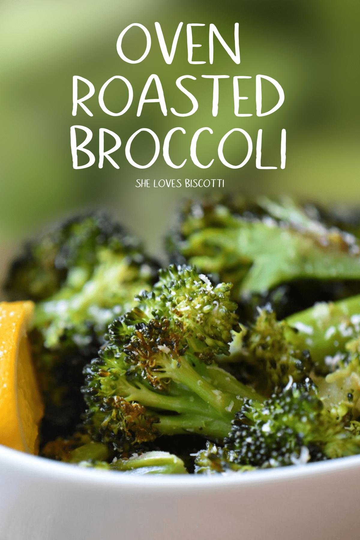 Oven Roasted Broccoli Recipe || Simple Oven Roasted Broccoli || Oven Roasted Broccoli Parmesan || Oven Roasted Broccoli Garlic || Oven Roasted Broccoli Healthy #shelovesbiscotti #broccoli #ovenroastedbroccoli #sidedishrecipe #simplesidedish #garlicroastedbroccoli #broccoliside #roastedbroccoli