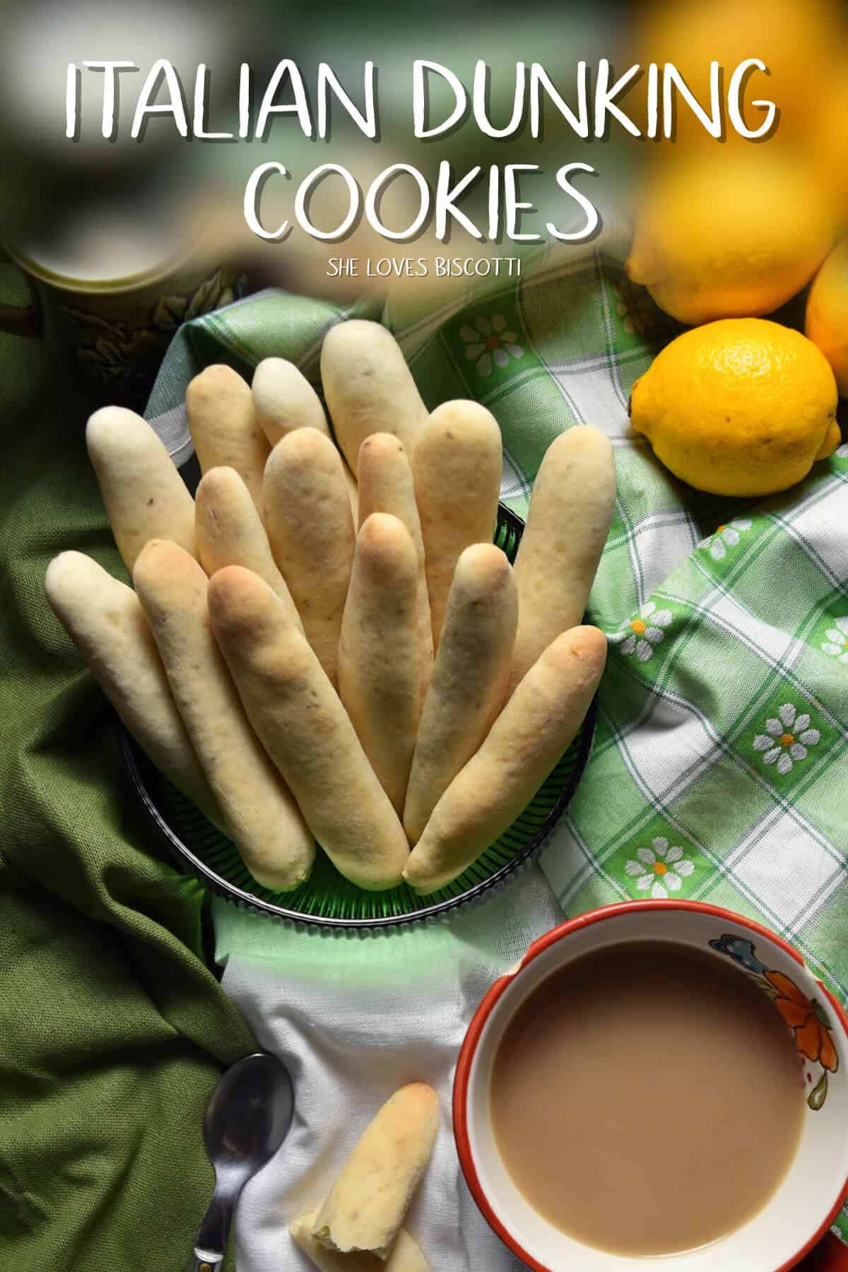 Italian Dunking Cookies || Anise dunking cookies || Breakfast cookies #dunkingcookies #italianbreakfastcookies #cookies #morningcookies #Italiancookies