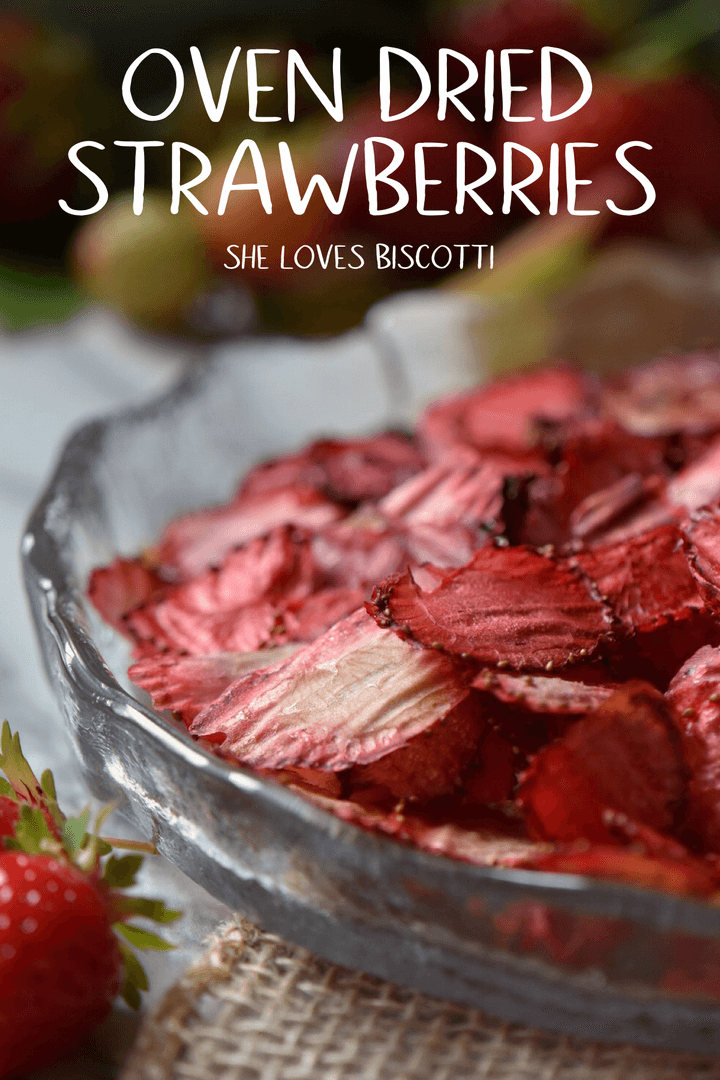 Have you ever wondered if you could make strawberry chips? Well, you can!  All you need is an oven and some strawberries. #strawberrychips #diystrawberrychips #ovendriedstrawberries