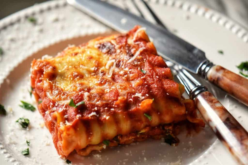 Spinach Lasagna Roll Ups Recipe She Loves Biscotti