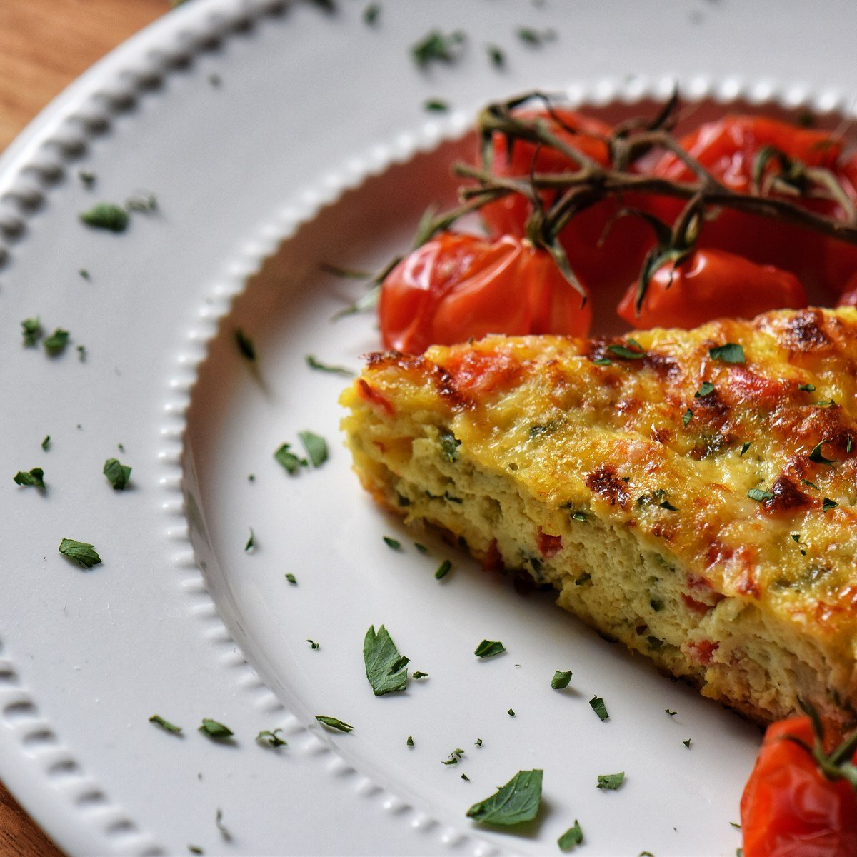 Zucchini Frittata Recipe With Ricotta She Loves Biscotti